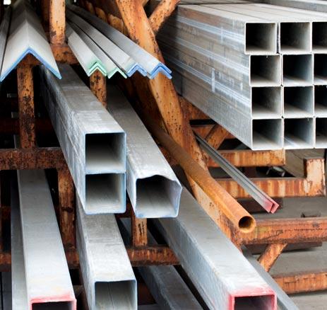 steel supply houston